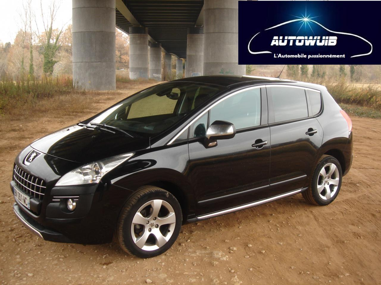 peugeot 3008 1 6 hdi 112 ch allure gps toit panoramique. Black Bedroom Furniture Sets. Home Design Ideas